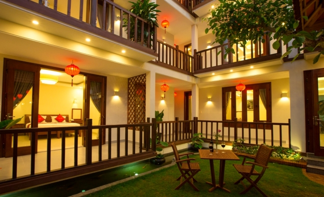 Hoi an hotels homestay resorts and villas for Design homestay
